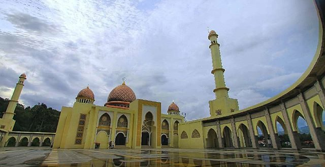 Padang Panjang Miliki Islamic Center Megah